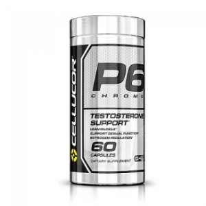 P6 Chrome (60 Cápsulas) - Cellucor