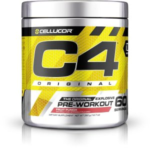 C4 (60 Doses) - Cellucor