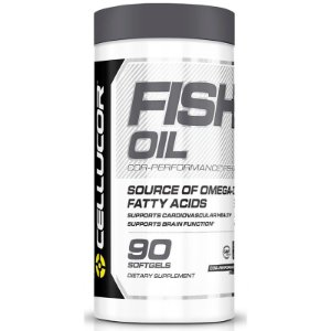 Ômega 3 Fish Oil 90 Cápsulas - Cellucor