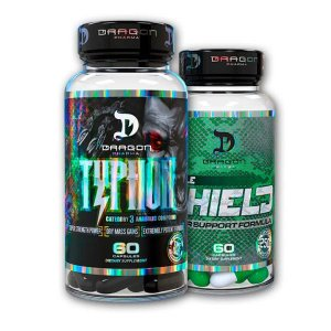 Combo Typhon e Cycle Shield - Dragon Pharma