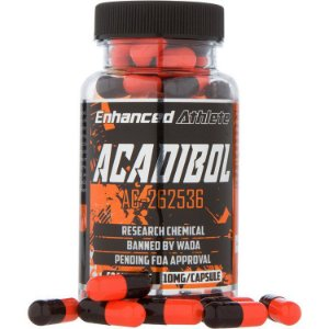 Acadibol AC-262536 10mg 60 Cápsulas - Enhanced Athlete