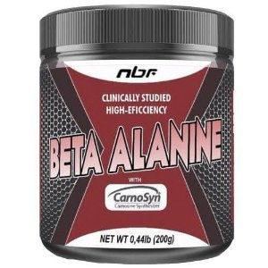 Beta Alanina 200g NBF Nutrition