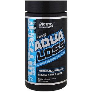 Lipo 6 Aqua Loss 80 caps Nutrex