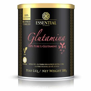 Glutamina 300g Essential Nutrition