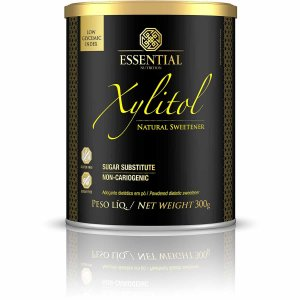 Xylitol Adoçante Natural 300g Essential Nutrition