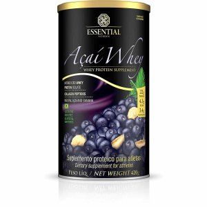 Açai Whey 420g Essential Nutrition
