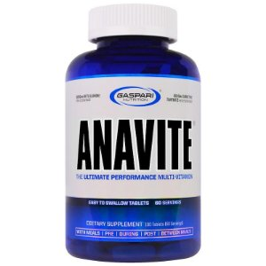 Anavite 180 Tabletes Gaspari Nutrition