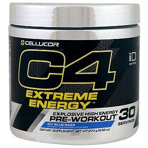 Pré Treino C4 Extreme Energy 270g Cellucor