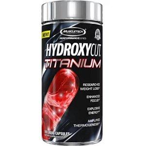 Hydroxycut Titanium 100 caps Muscletech