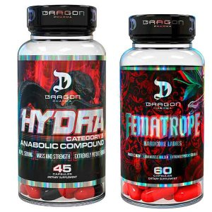 Combo Hydra + Fematrope Dragon Pharma