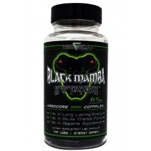 Black Mamba Hyperrush (90 Comprimidos) - Innovative Labs