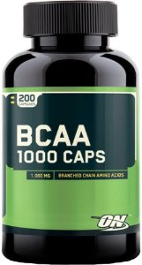 Bcaa 1000 (200 Cápsulas) - Optimum Nutrition