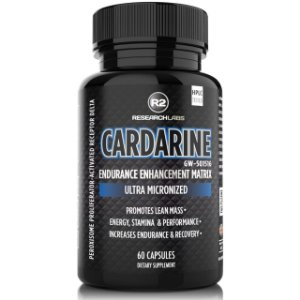 Cardarine 60 Caps R2 Research Labs