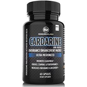 Cardarine 60 Caps R2 Research Labs