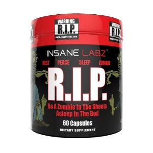 R.I.P 60 Caps Melatonina Insane Labz