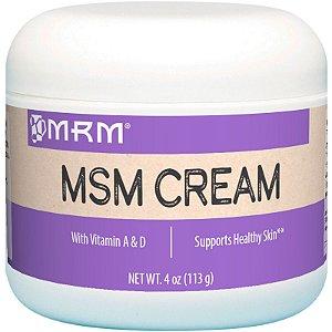 MSM Creme 113g MRM