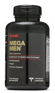 Mega Men 180 Cápsulas GNC