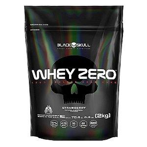 Whey Zero Refil 2kg Black Skull