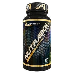 Nutrabol 60 Caps Androtech Research