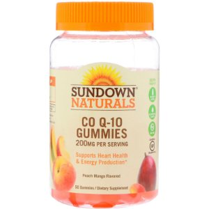 Coq-10 50 200mg Gummies Sundown