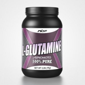 L-Glutamina 100% Pure NBF Nutrition