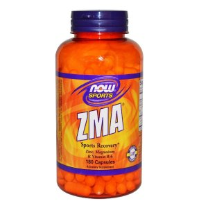 ZMA 180 Cápsulas Now Foods