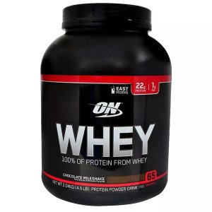 100% Whey Protein 2,04kg Black Line Optimum Nutrition