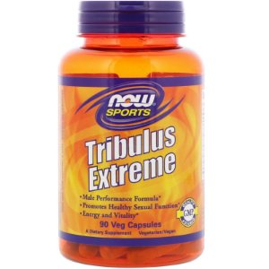 Tribulus Extreme 90 Cápsulas Now Foods