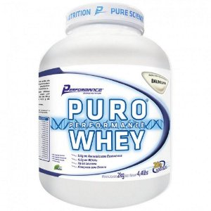 Puro Whey 2kg Perfomance Nutrition