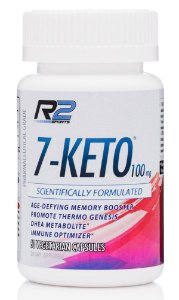7-keto 100mg 60 Cápsulas R2 Sports