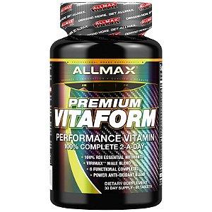 Multivitamínico Premium Vitaform 60 Tabletes Allmax