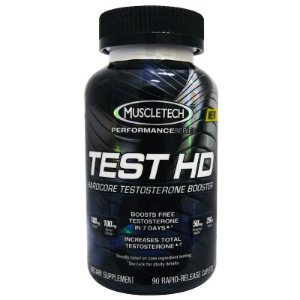 Test HD 90 Caps Muscletech