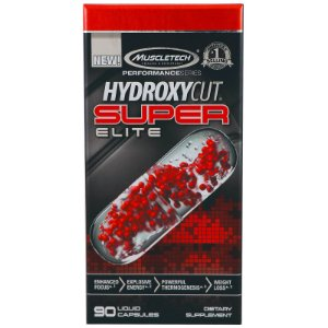 Hydroxycut Super Elite 90 Caps Muscletech
