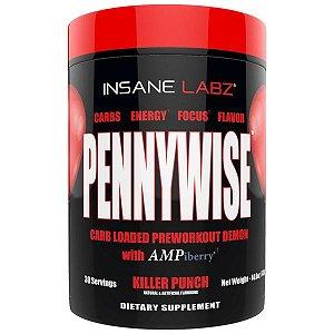 Pré Treino Pennywise 413g Insane Labz