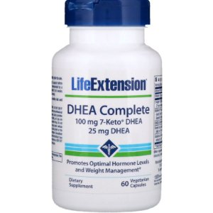 Dhea Complete 60 Caps Life Extension