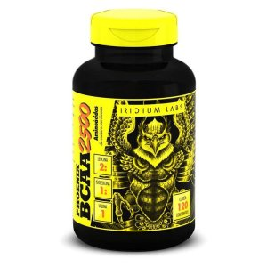 Bcaa 2500 120 Tabletes Iridium Labs