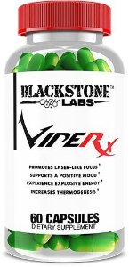 Viper X 60 Cápsulas Blackstone Labs