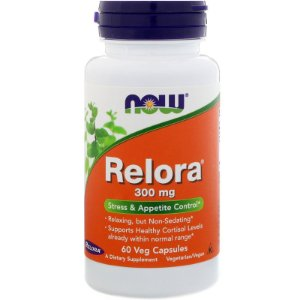 Relora 300mg Now Foods
