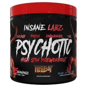Psychotic Hellboy 35 doses Insane Labz