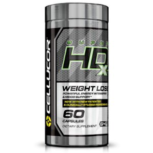 Super HD Xtreme 60 Cápsulas Cellucor