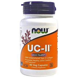 UC-II Colágeno 60 Caps Now Foods