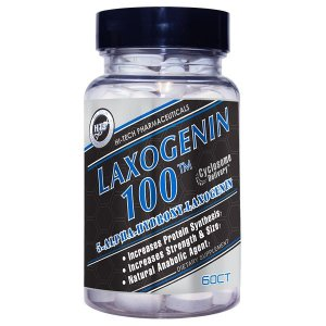 Laxogenin 100 60 Tabs Hi-Tech Pharmaceuticals