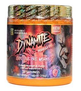 Pré-Treino Dynamite Dynamic Formulas
