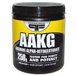 Arginina AAKG 250g PrimaForce