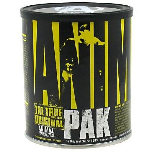 Animal Pak 15 Packs (Fórmula Americana) - Universal