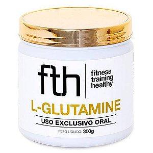 L-Glutamina 300g FTH