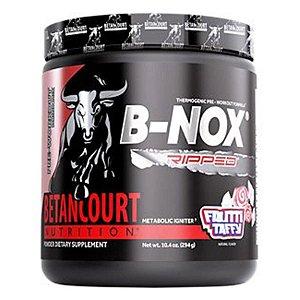 Bullnox B-Nox Ripped 30 doses Betancourt Nutrition