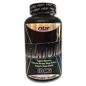 Melatonina 10mg 100 Cápsulas NBF