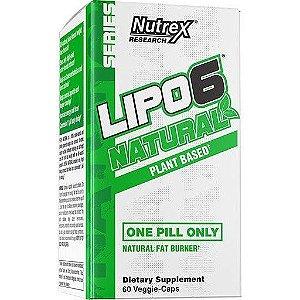 Lipo 6 Natural 60 Caps Nutrex