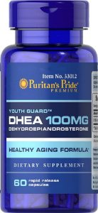 Dhea 100mg 60 Caps Puritans Pride